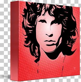 Jim Morrison Poster Painting Art Light My Fire PNG