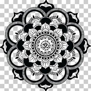 Mandala Padma PNG