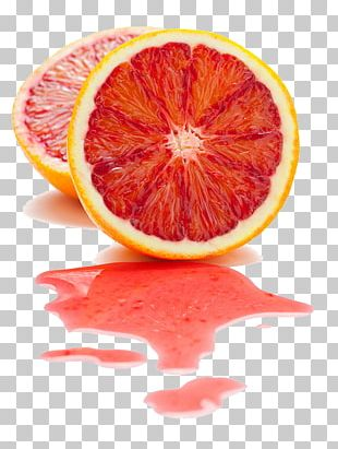 Blood Orange Bergamot Orange Pomelo Mandarin Orange PNG