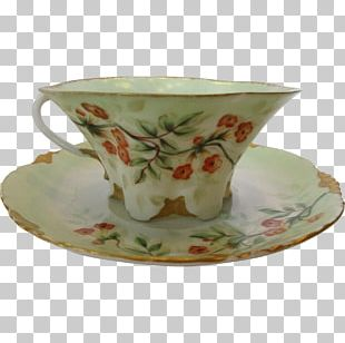 Saucer Tableware Porcelain Selb Coffee Cup PNG