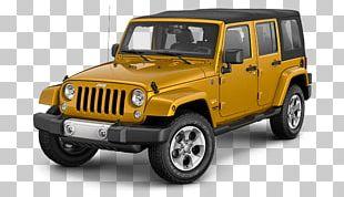 2018 Jeep Wrangler JK Unlimited Sahara Chrysler Pentastar Engine Dodge PNG