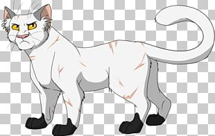 Cats Of The Clans Warriors Blackstar Into The Wild PNG