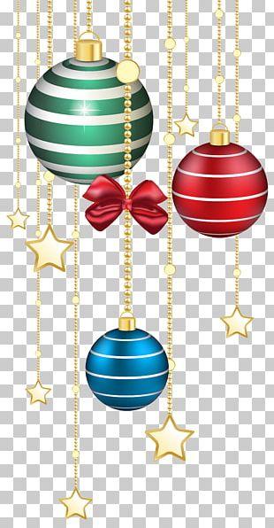 Christmas Ornament Christmas Day Icon PNG