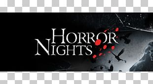 Eurosat Halloween Horror Nights Universal Orlando Welcome To The Horror Nights PNG