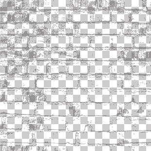 Black And White Brick Angle Pattern PNG