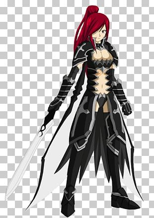 Erza Scarlet Natsu Dragneel Armour Fairy Tail Body Armor PNG