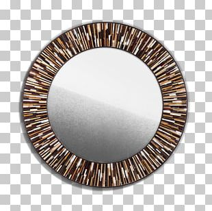 Light Mirror Silver Decorative Arts Glass PNG