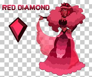 Red Diamonds Gemstone PNG