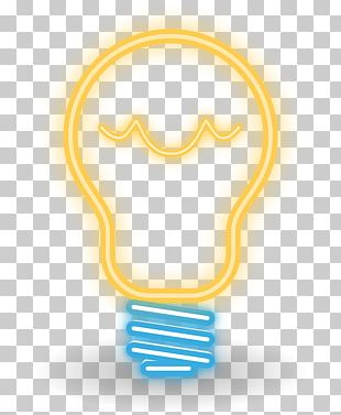 Light Neon Sign Electricity PNG