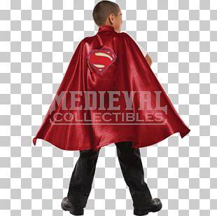 Superman Batman Wonder Woman Cape Costume PNG