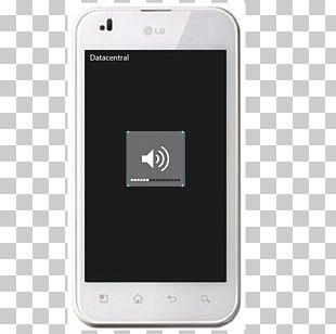 Feature Phone Smartphone LG Optimus Black Handheld Devices Multimedia PNG