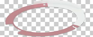 Material Body Jewellery Bangle Pink M PNG
