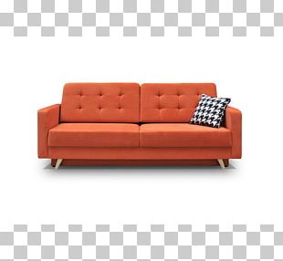 Couch Sofa Bed Furniture Futon PNG