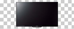 LED-backlit LCD High-definition Television Television Set 4K Resolution Sony PNG