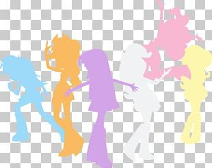 Rarity My Little Pony: Equestria Girls Rainbow Dash PNG