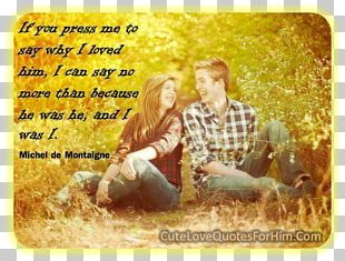 Falling In Love Quotation Interpersonal Relationship Friendship PNG