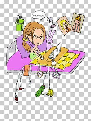 Flyer Illustration PNG