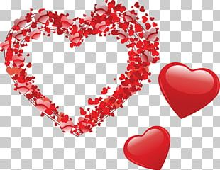 Heart Shape Valentine's Day Stock Photography PNG