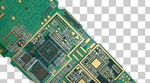 Electrical Network Printed Circuit Board Electronics Electronic Component Electronic Circuit PNG