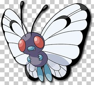 Pokémon X And Y Pokémon GO Butterfree Ash Ketchum PNG