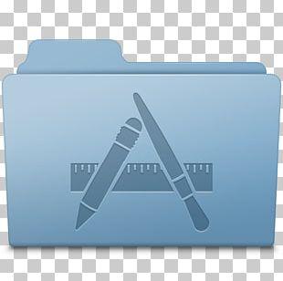 Blue Angle Brand PNG