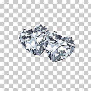 Material Properties Of Diamond Gemstone PNG