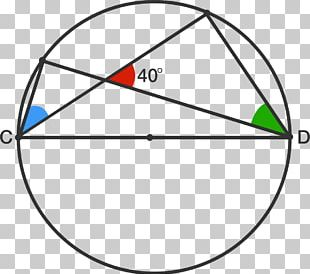 Triangle Circle Point Line Segment Geometry PNG