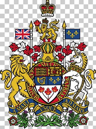 Arms Of Canada Royal Coat Of Arms Of The United Kingdom National Symbols Of Canada PNG