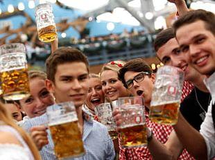 Beer Oktoberfest Munich SABMiller German Cuisine PNG