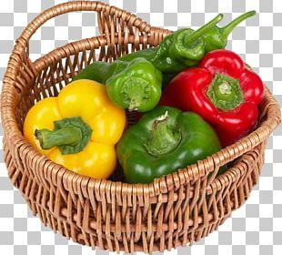 Chili Pepper Bell Pepper Cayenne Pepper Auglis PNG