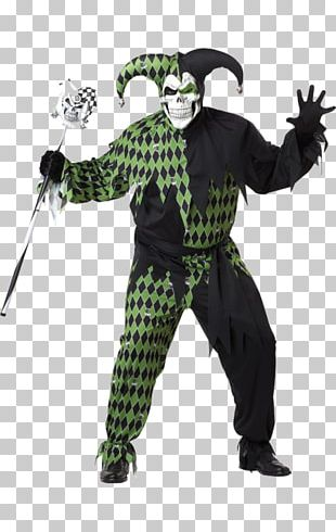 Joker Costume Party Halloween Costume Jester PNG