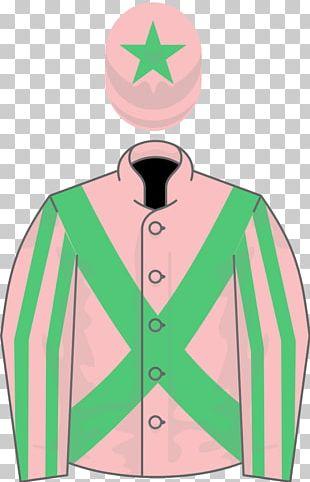 Thoroughbred 1985 Epsom Derby Slip Anchor Jacket PNG