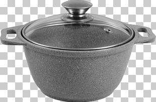 Cookware Non-stick Surface Lid Frying Pan Tableware PNG