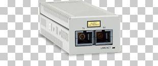 Fiber Media Converter Allied Telesis AT DMC100 Fibre Media Converter PNG