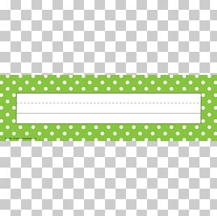 Name Plates & Tags Name Tag Paper Polka Dot Label PNG