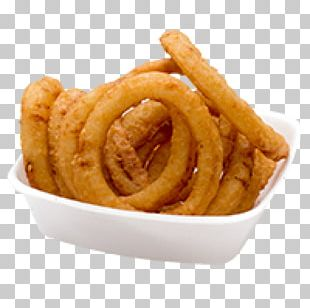 Onion Ring French Fries Hamburger Fast Food Junk Food PNG