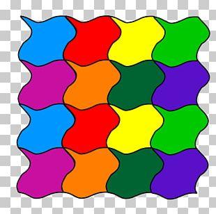 Tessellation Regular Polygon Shape Pattern PNG