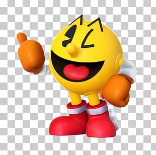 Super Smash Bros. For Nintendo 3DS And Wii U Pac-Man PNG