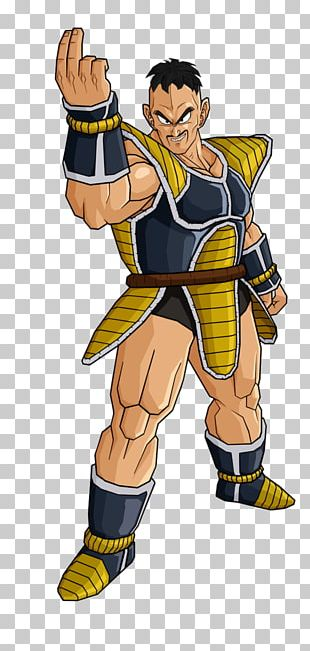 Nappa Vegeta Trunks Frieza Gotenks PNG