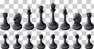 Chess Piece Chessboard White And Black In Chess Knight PNG