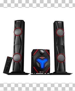 Loudspeaker Microphone Wireless Speaker Home Theater Systems Headphones PNG