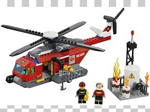 Helicopter Lego City Bricklink Toy PNG