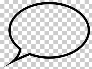 Speech Balloon Presentation Bubble PNG