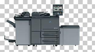 Digital Printing Konica Minolta Printing Press Photocopier PNG