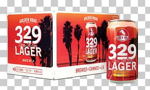 Lager Beer Golden Road Brewing Los Angeles Anheuser-Busch InBev India Pale Ale PNG