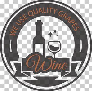 Wine Label Logo PNG