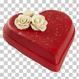 Petit Four Marzipan Bavarian Cream Birthday Cake Zwieback PNG