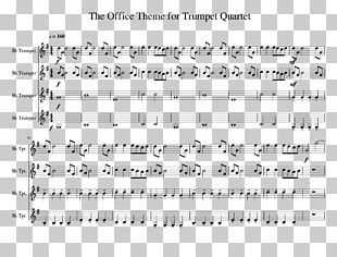 Theme Music Trombone Sheet Music Clef Png Clipart Angle Area