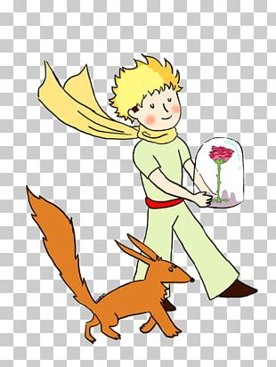 The Little Prince High Musician Writer PNG