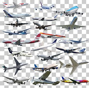 Airplane Aircraft Aviation PNG